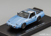 1:43 Nissan Fairlady Z 300ZR Z31 1986 (light blue metallic)