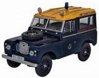 "1:43 LAND ROVER Series III SWB Station Wagon ""HM Coastguard Marine Rescue"" 1980"