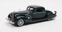 1:43 CADILLAC V16 Series 90 Fleetwood Coupe 1937 Dark Green