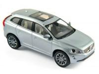 1:43 VOLVO XC60 (кроссовер 4х4) 2013 Electric Silver