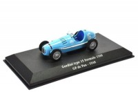 1:43 GORDINI Type 15 #16 Formula 1500 GP Pau 1948