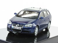 1:43 Volkswagen Golf V Variant (blue metallic)