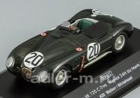1:43 Jaguar XK 120 C-Type #20 Winner LM 1951 Walker - Whitehead
