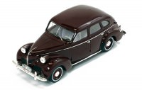 1:43 VOLVO PV60 1947 Maroon Red