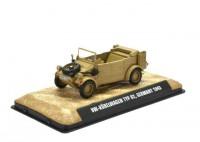 """1:43 VW Typе 82 """"Kübelwagen"""" Германия 1943"""