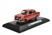 1:43 FORD Taunus 12M 1952 Maroon