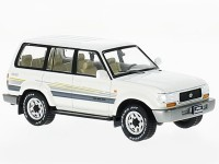 1:43 TOYOTA LAND CRUISER (LC80) 4х4 1996 Metallic White