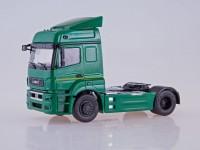1:43 КАМАЗ-5490 седельный тягач (зелёный)