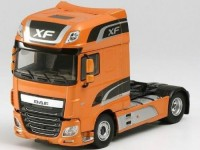 1:43 седельный тягач DAF XF EURO 6 SUPERSPACE 2016 Orange