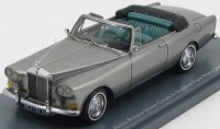 1:43 ROLLS ROYCE Silver Cloud III Mulliner Park Ward 1963 Metallic Grey