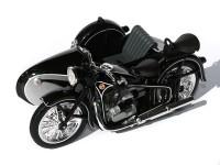 1:24 мотоцикл с коляской EMW(BMW) R35/3 Gespann 1955