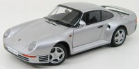 1:18 Porsche 959 1986 (silver)