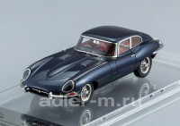 1:43 Jaguar E-Type Series 1 Coupe 1961 (indigo)