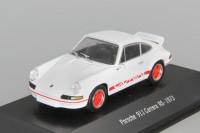 1:43 PORSCHE 911 Carrera RS 1973 White