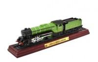 """1:100 Английский пассажирский паровоз LNER Class V2 """"GREEN ARROW"""" 1936"""