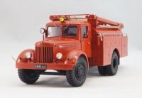 1:43 АЦ-30(205), модель ЦГ-А Пожарная автоцистерна тяжёлого типа (1962-1965)