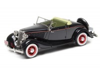 1:43 Ford Model 40 roadster top down 1933 (black)
