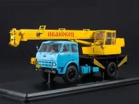 1:43 Автокран КС-3571 (500А)