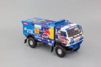 1:43 Камский грузовик-43509 Ралли Дакар 2020, Грузовики СССР. Ралли 1