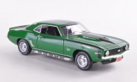 1:43 Chevrolet Camaro 1969 (Green)