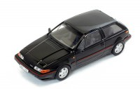 1:43 VOLVO 480 Turbo 1987 Black