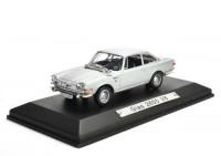 1:43 GLAS(BMW) 2600 V8 1967 Silver
