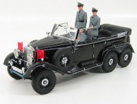 1:18 Mercedes-Benz G4 1938 Black