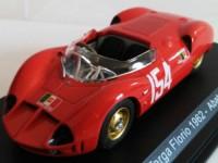 1:43 MASERATI Tipo 64 #154 Abate/Davis Targa Florio 1962