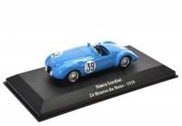 1:43 SIMCA Gordini #39 LE MANS 1939