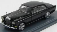 1:43 ROLLS ROYCE Silver Cloud III MPW FHC 1965 Black