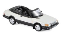 1:43 SAAB 900 Turbo 16 Cabriolet 1992 White