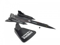 """1:144 Lockheed SR-71 """"Blackbird""""стратегический сверхзвуковой разведчик ВВС США 1966"""
