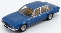 1:43 MASERATI Quattroporte Frua King Spain Juan Carlos 1971 Blue