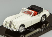 1:43 Jaguar XK140 Drop Head Coupe (cream)
