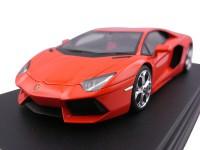 1:43 Lamborghini Aventador LP700-4 [всё открывается], L.e. 500 pcs. (orange red)