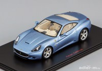 1:43 Ferrari California Closed 2008 (blue)