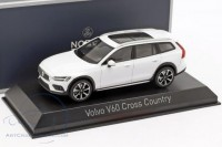 1:43 VOLVO V60 Cross Country 2019 Crystal White