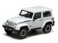 1:43 JEEP Wrangler 4х4 Polar Limited Edition (Hard Top) 2014 Bright White