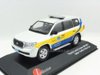 "1:43 TOYOTA LAND CRUISER 200 ""Qatar Traffic Police"" (дорожная полиция Катара) 2011"