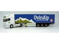"1:43 SCANIA R450 Streamline Topline с полуприцепом ""OVINALP FERTILISATION"" 2011"