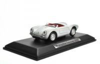 1:43 PORSCHE Spyder 550 1953 Silver