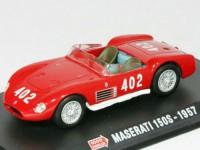 1:43 MASERATI 150 S #402 Michel Mille Miglia 1957