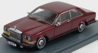 1:43 ROLLS ROYCE Camargue 1975 Red Metallic