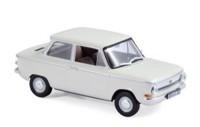 1:43 NSU Prinz 4 1964 White