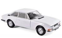 1:18 PEUGEOT 504 Coupe 1969 Arosa White