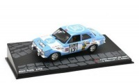 1:43 FORD Escort RS 1600 #13 T.Makinen/Liddon победитель RAC Rally 1973