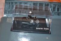 1:43 BMW R 60 Полиция с фигуркой