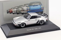 1:43 PORSCHE 911 Turbo (930) 1975 Silver