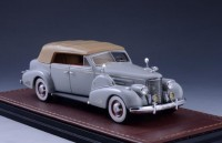 1:43 CADILLAC V16 Series 90 Fleetwood Sedan Convertible (закрытый) 1938 Grey
