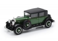 1:43 Cadillac 341A Town Sedan owned by Al Capone 1928 (green / black)